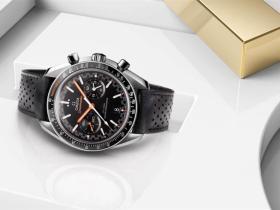 为速度而生的欧米茄赛车腕表:OM厂欧米茄超霸系列329.32.44.51复刻版