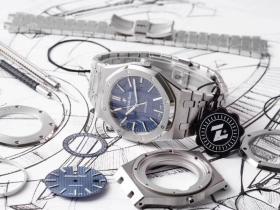 Z+F厂爱彼15400复刻表评测,重新定义爱彼AP15400腕表