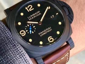 VS厂沛纳海661腕表「P.9010」VS厂PAM00661碳纤维腕表详细评测