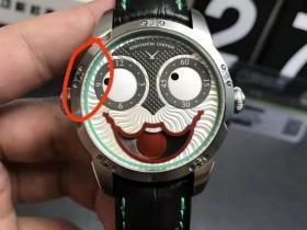 TW厂俄罗斯小丑v3s版对比v9厂俄罗斯小丑