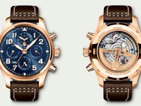最值得关注的几款万年历手表