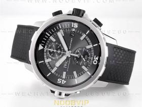 V6厂万国Aquatimer海洋时计计时IW379506鲨鱼特别版复刻表评测