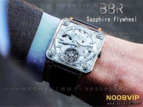 BBR厂柏莱士BRX2陀飞轮复刻表评测-耗时长达两年,只为做一枚好表