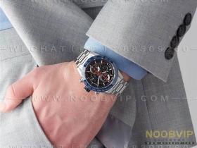 XF厂复刻泰格豪雅卡莱拉01骚蓝面腕表评测