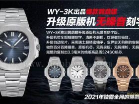 WY-3K厂百达翡丽手雷5167真假对比评测