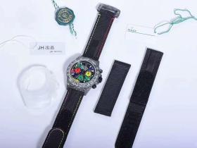 JH厂复刻DIW改装劳力士碳纤维迪通拿腕表评测