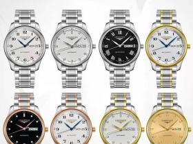 MKS厂浪琴名匠双历男士腕表做工评测,搭载2836机芯