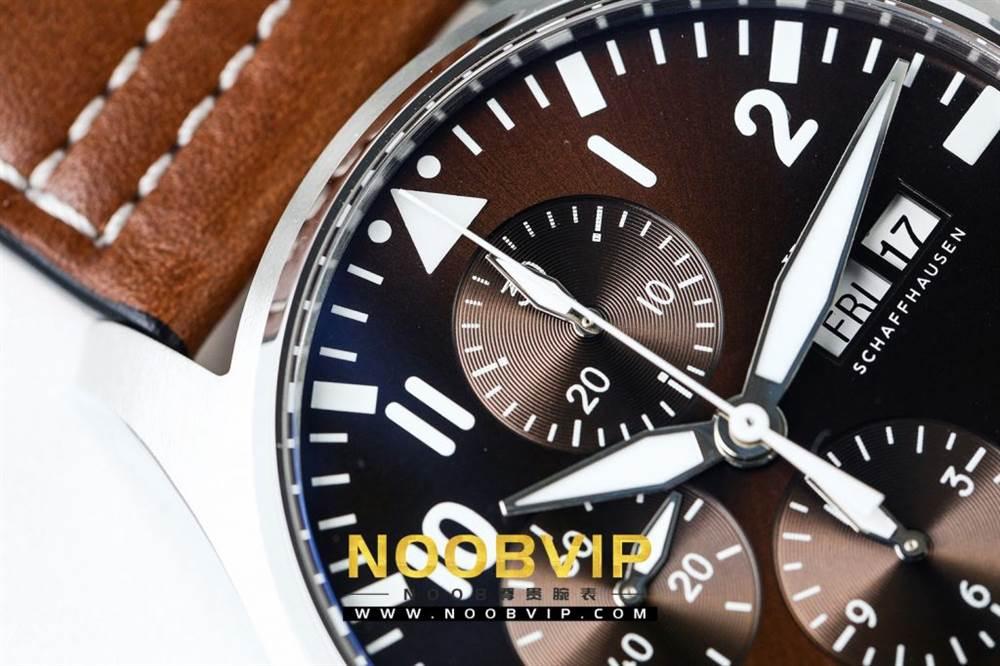 ZF复刻精品万国表飞行员系列IW377713腕表做工如何 第11张