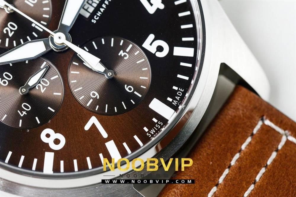 ZF复刻精品万国表飞行员系列IW377713腕表做工如何 第13张