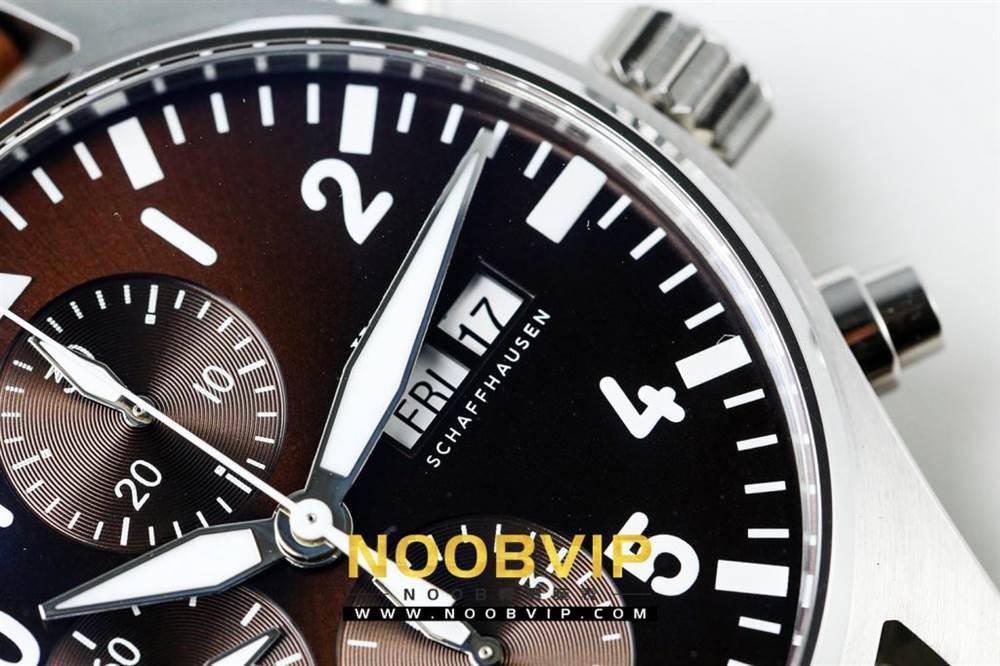 ZF复刻精品万国表飞行员系列IW377713腕表做工如何 第14张