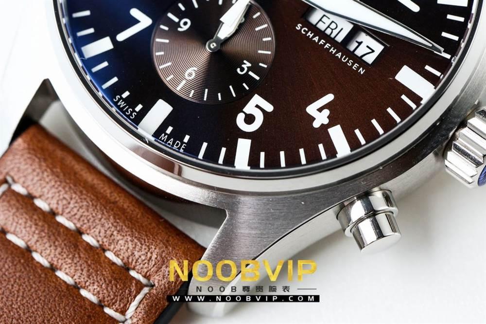 ZF复刻精品万国表飞行员系列IW377713腕表做工如何 第15张