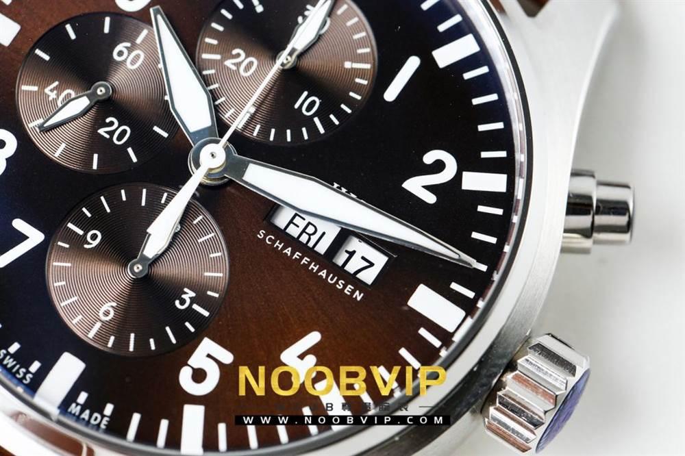 ZF复刻精品万国表飞行员系列IW377713腕表做工如何 第16张