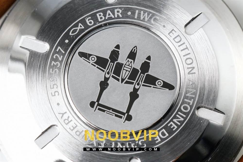 ZF复刻精品万国表飞行员系列IW377713腕表做工如何 第17张