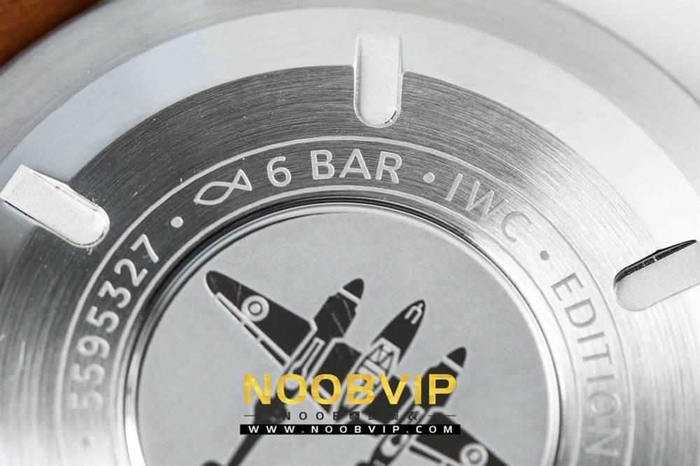 ZF复刻精品万国表飞行员系列IW377713腕表做工如何 第18张