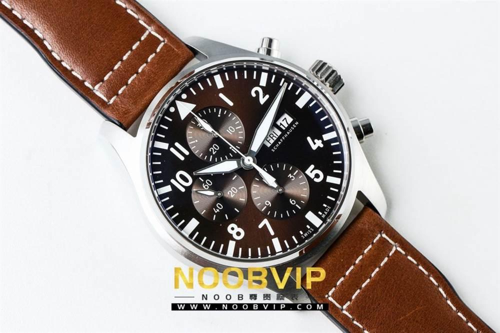 ZF复刻精品万国表飞行员系列IW377713腕表做工如何 第4张