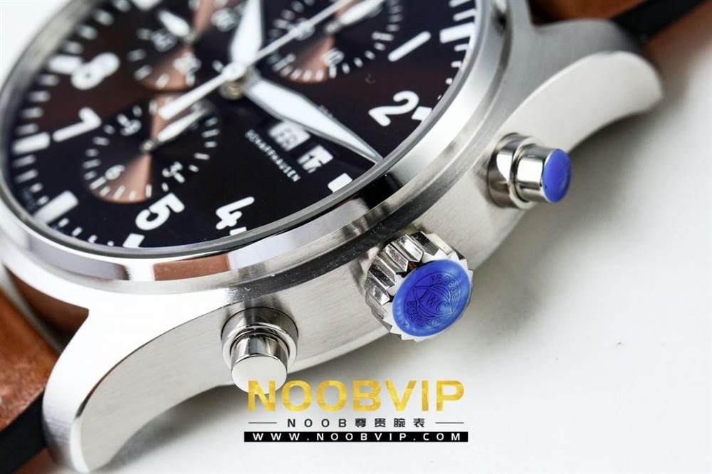 ZF复刻精品万国表飞行员系列IW377713腕表做工如何 第6张