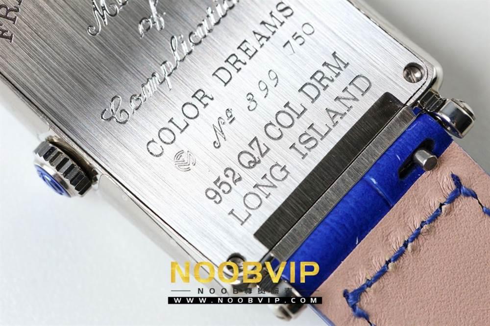 GF厂腕表法穆兰LADIES'COLLECTION系列1200 CH COL DRM D腕表做工如何