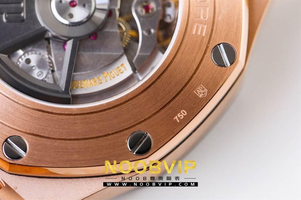 JF厂无限接近正品的爱彼皇家橡树离岸型系列26401RO.OO.A002CA.02腕表多少钱 第16张