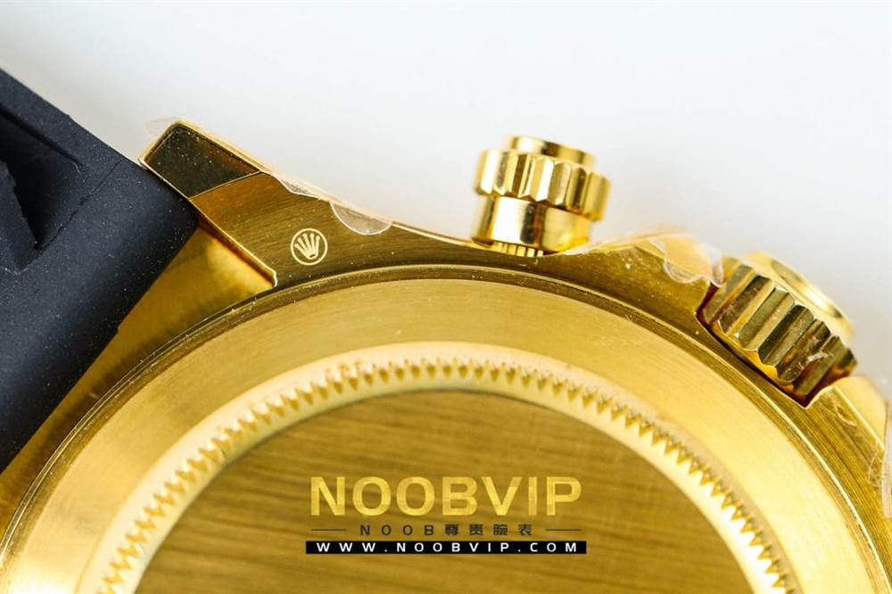 JH厂劳力士宇宙计型迪通拿系列116508黑盘镶钻时标腕表 第18张