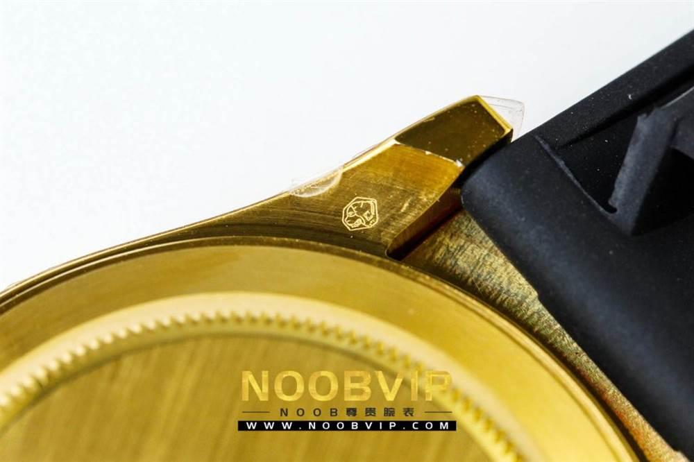 JH厂劳力士宇宙计型迪通拿系列116508黑盘镶钻时标腕表 第22张