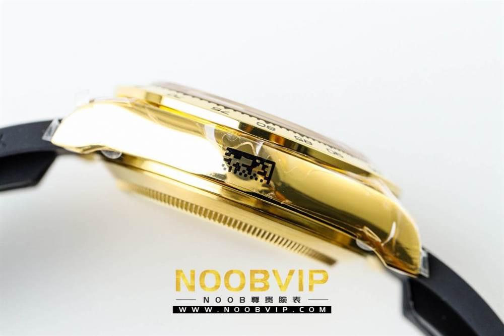 JH厂劳力士宇宙计型迪通拿系列116508黑盘镶钻时标腕表 第8张