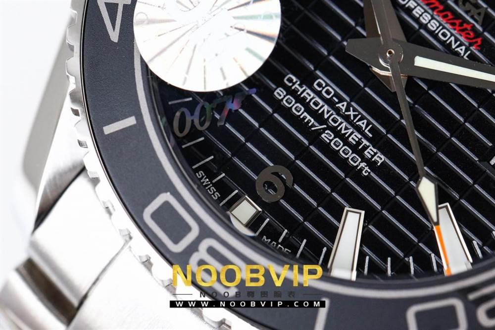 欧米茄海马「007大破天幕杀机」OM厂复刻版 第9张