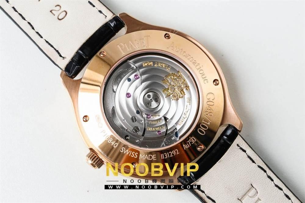 TW厂伯爵BLACK -TIE系列G0A32017腕表怎么样 第16张