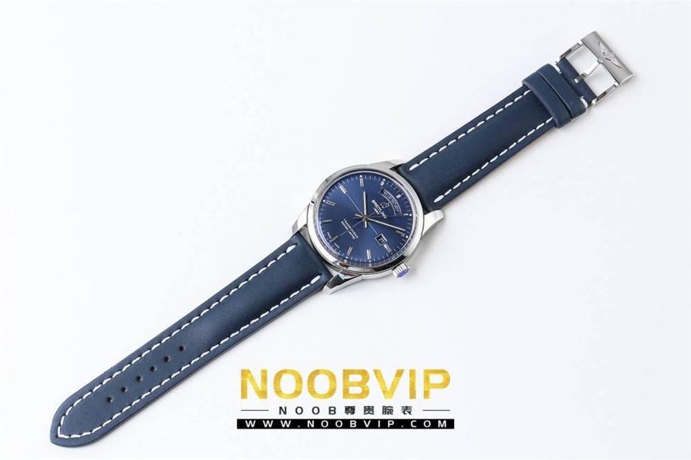 V7百年灵越洋系列(白壳蓝面)腕表 第2张