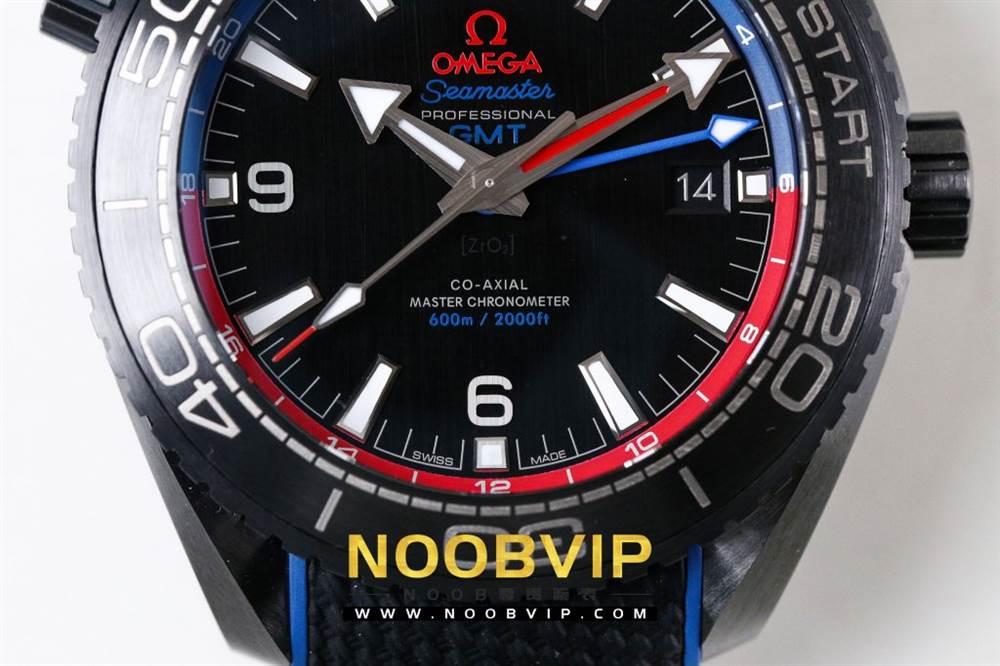 VS复刻欧米茄海马系列腕表采用新西兰国旗色调的蓝色和红色装饰 第11张
