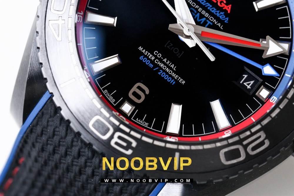 VS复刻欧米茄海马系列腕表采用新西兰国旗色调的蓝色和红色装饰 第12张