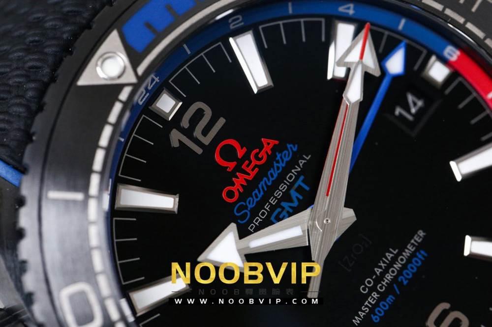 VS复刻欧米茄海马系列腕表采用新西兰国旗色调的蓝色和红色装饰 第16张