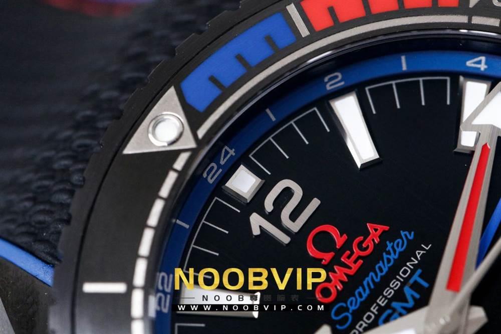 VS复刻欧米茄海马系列腕表采用新西兰国旗色调的蓝色和红色装饰 第17张