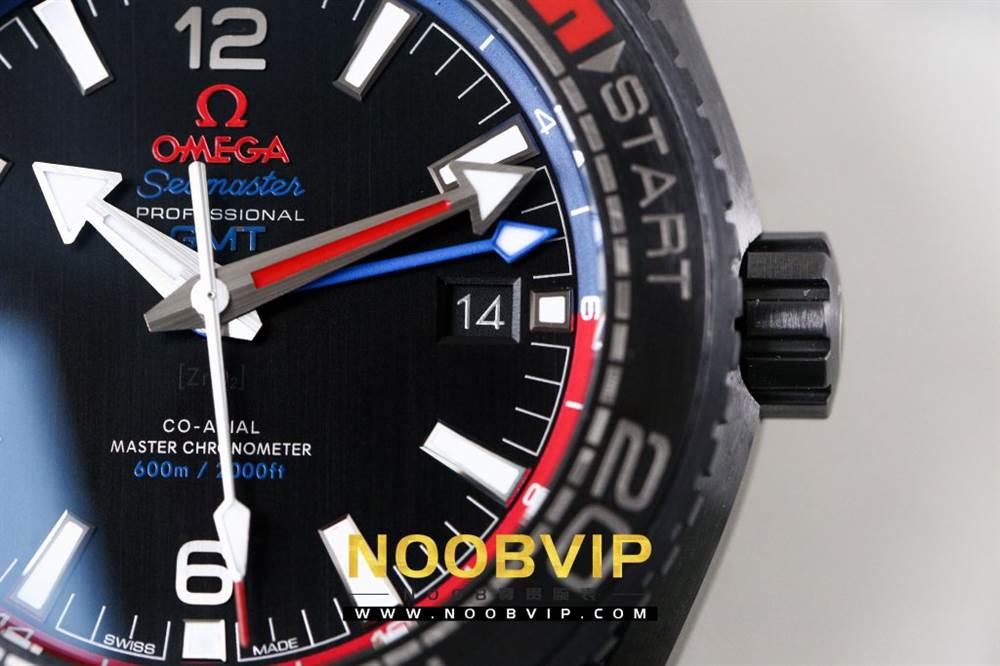 VS复刻欧米茄海马系列腕表采用新西兰国旗色调的蓝色和红色装饰 第18张
