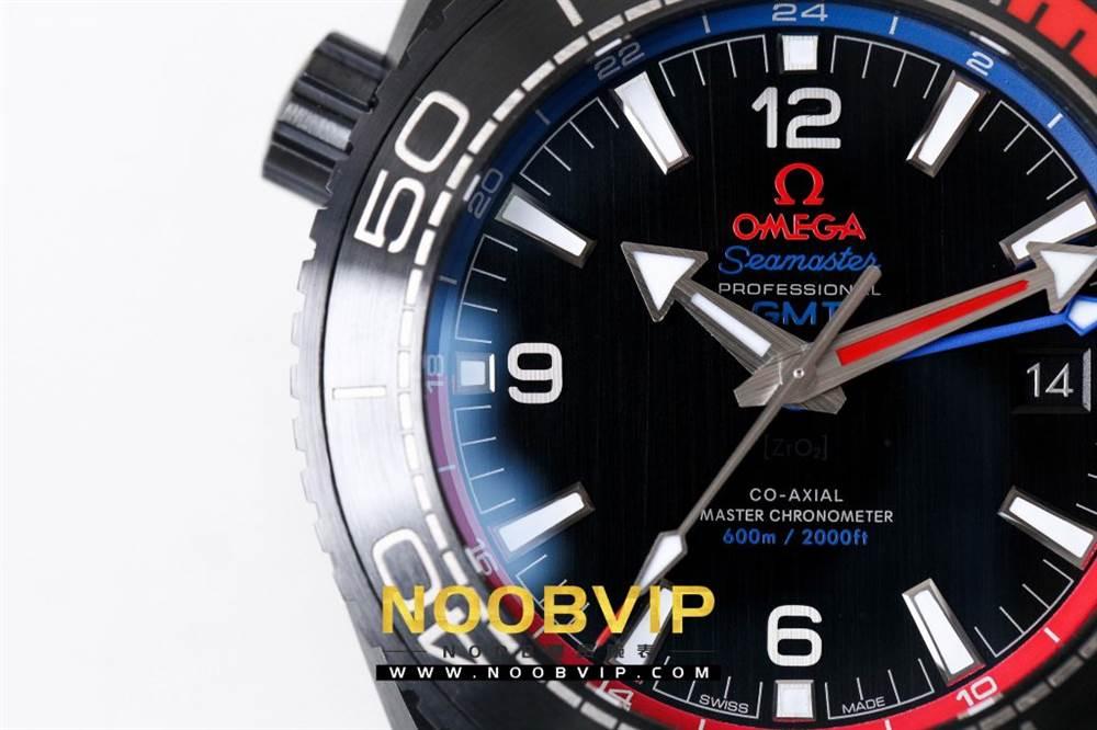 VS复刻欧米茄海马系列腕表采用新西兰国旗色调的蓝色和红色装饰 第19张