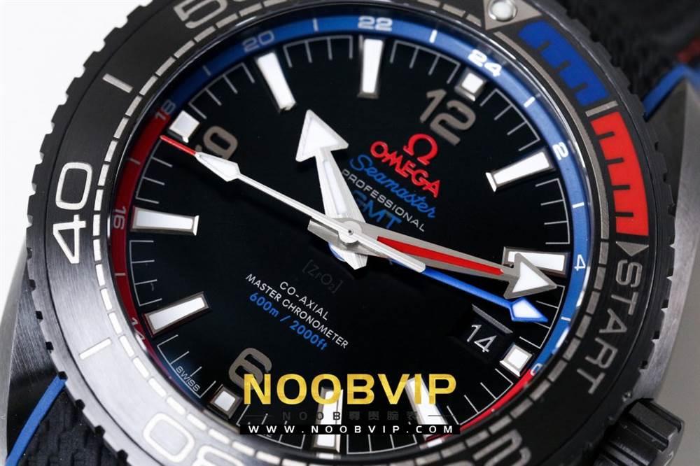 VS复刻欧米茄海马系列腕表采用新西兰国旗色调的蓝色和红色装饰 第20张