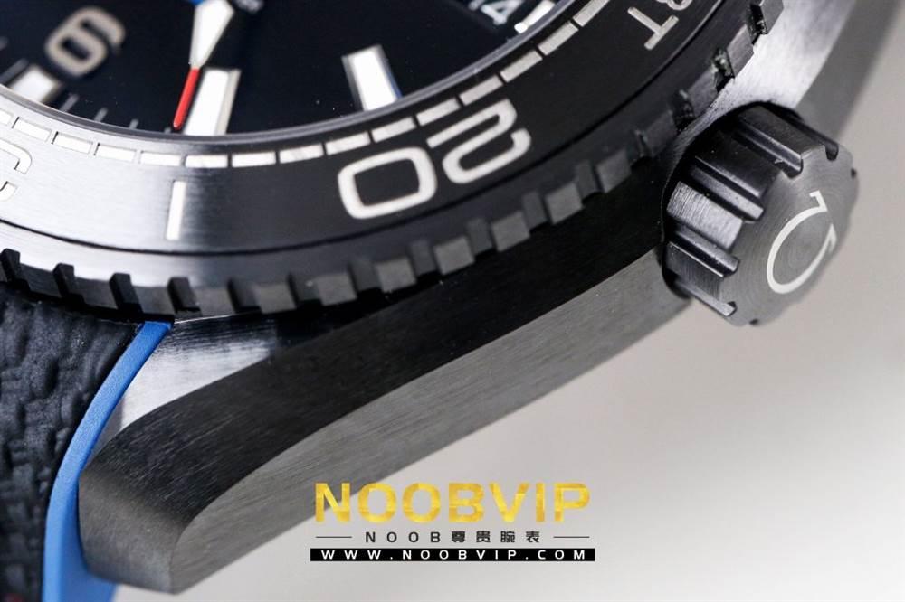 VS复刻欧米茄海马系列腕表采用新西兰国旗色调的蓝色和红色装饰 第24张