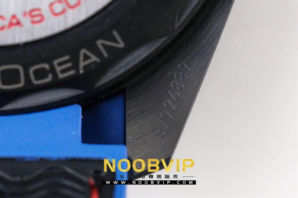 VS复刻欧米茄海马系列腕表采用新西兰国旗色调的蓝色和红色装饰 第44张