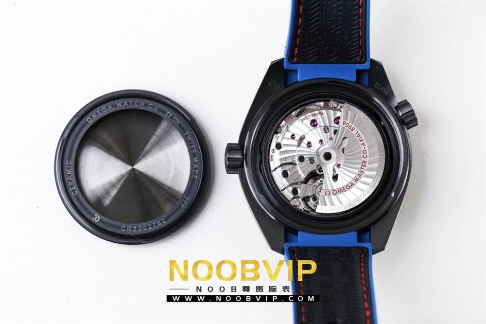 VS复刻欧米茄海马系列腕表采用新西兰国旗色调的蓝色和红色装饰 第48张