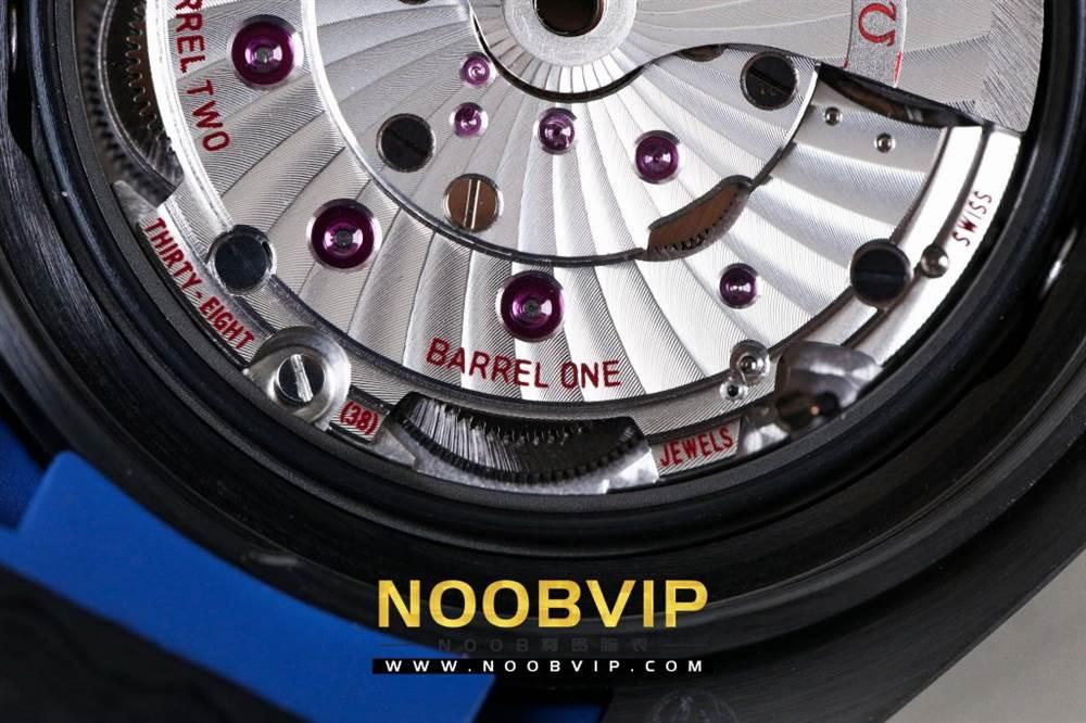 VS复刻欧米茄海马系列腕表采用新西兰国旗色调的蓝色和红色装饰 第57张
