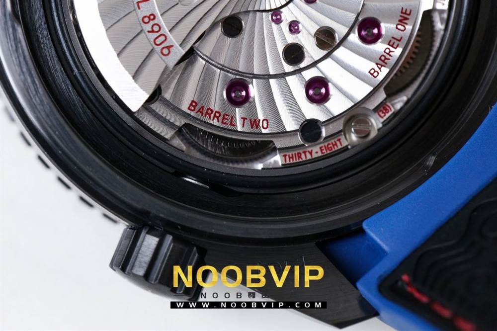 VS复刻欧米茄海马系列腕表采用新西兰国旗色调的蓝色和红色装饰 第59张