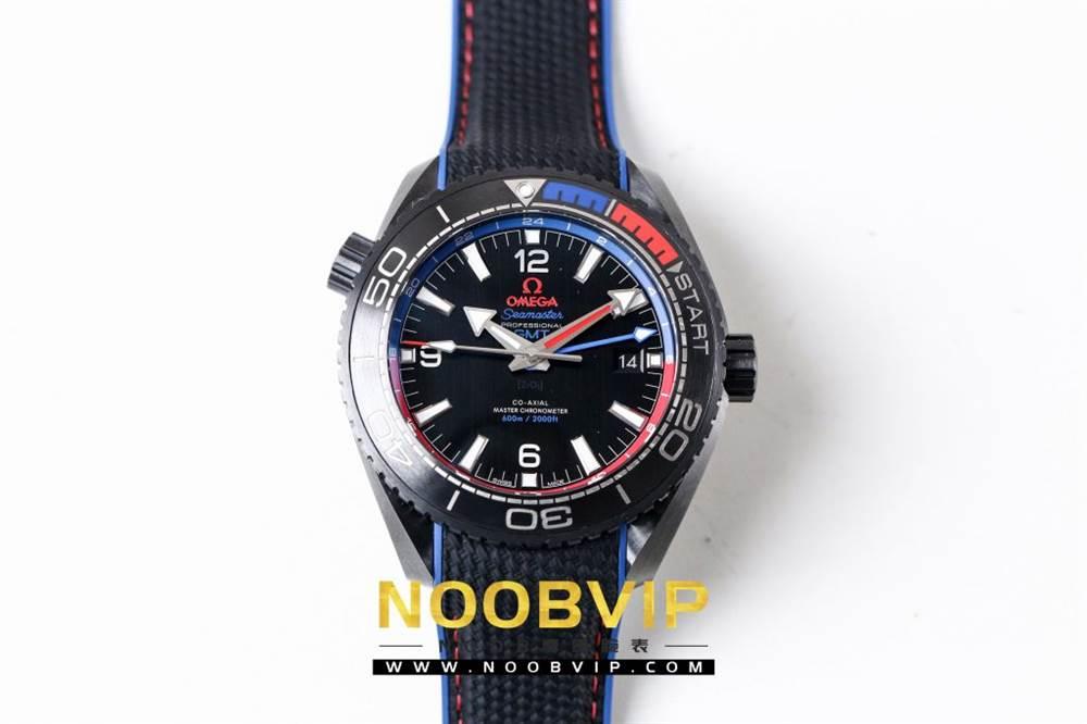 VS复刻欧米茄海马系列腕表采用新西兰国旗色调的蓝色和红色装饰 第7张
