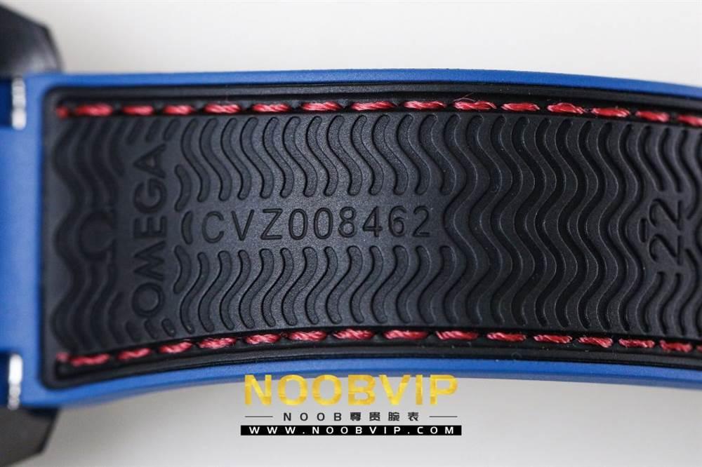 VS复刻欧米茄海马系列腕表采用新西兰国旗色调的蓝色和红色装饰 第66张
