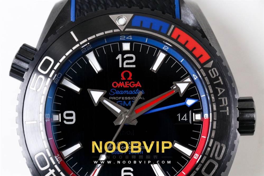 VS复刻欧米茄海马系列腕表采用新西兰国旗色调的蓝色和红色装饰 第10张