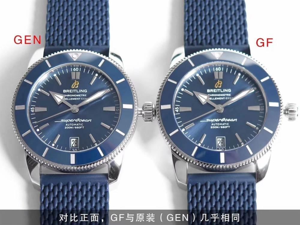 GF百年灵超级海洋系列AB2020161C1S1腕表最强注解 第2张