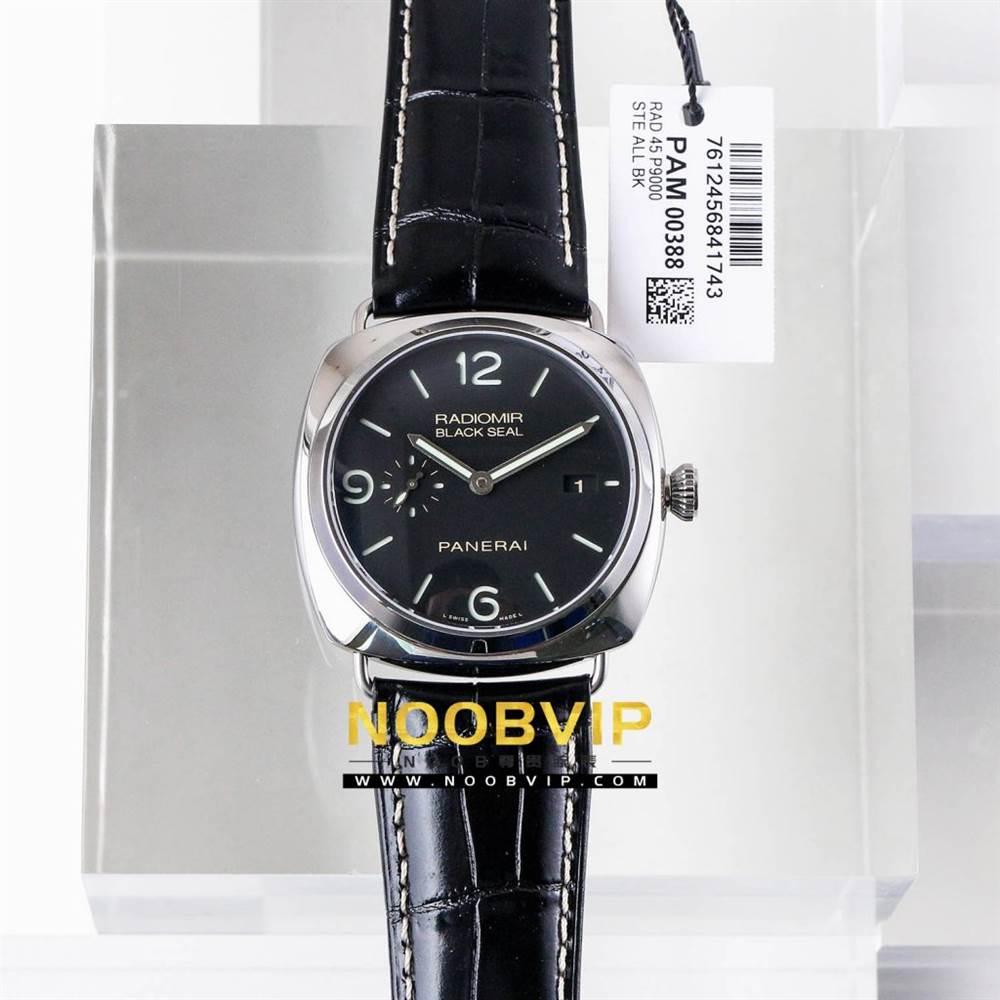 VS沛纳海PAM388腕表-完美登场经典的洋葱头回归 第3张