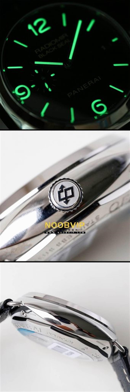 VS沛纳海PAM388腕表-完美登场经典的洋葱头回归 第8张