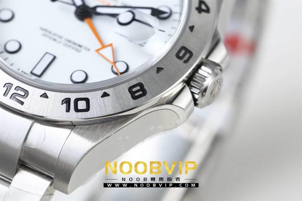 N厂升级款劳力士探险家型II系列「216570-77210」白盘腕表 第11张