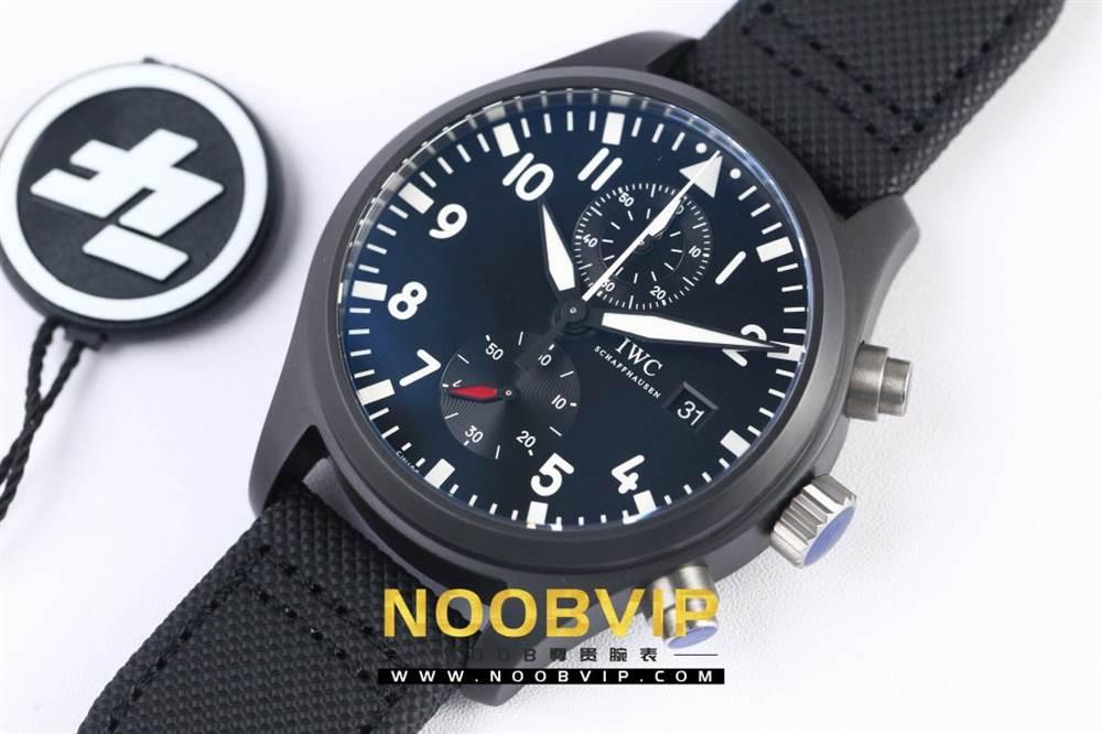 ZF2019复刻新品万国表飞行员系列「IW389001」 第3张