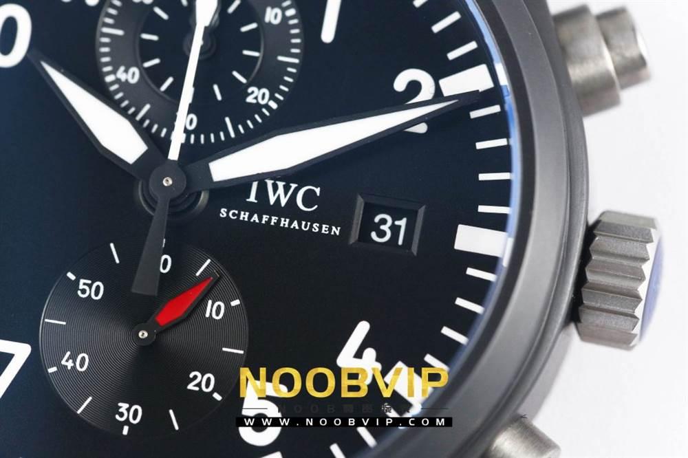 ZF2019复刻新品万国表飞行员系列「IW389001」 第7张