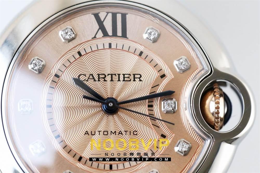 V6厂卡地亚蓝气球系列复刻腕表W3BB0002做工如何